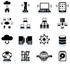 235x222 16 Best Tech Icons Images Cloud Computing, Icon