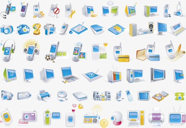 650x447 Computer Icon, Phone Icon, Communication Png And Vector For Free