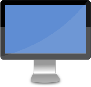 298x285 Collection Of Free Vector Monitor Computer Screen. Download On Ubisafe