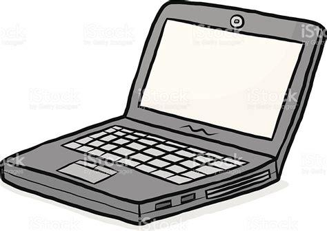 474x336 Cartoon Smiling Laptop Vector Illustration Clip Art, Laptop