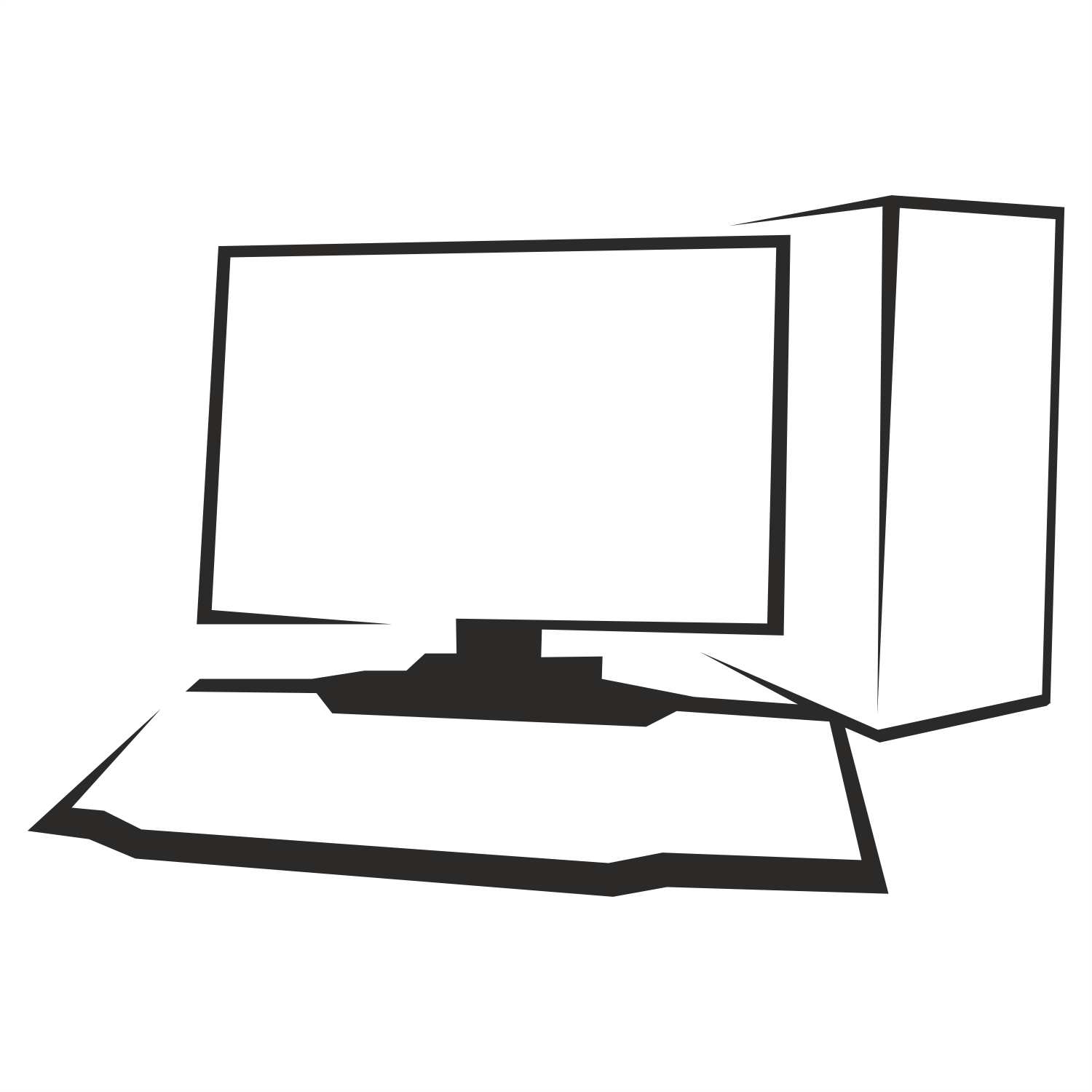 1500x1500 Vector For Free Use Pc Vector