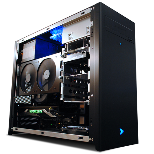 500x500 Custom Home Office Computer