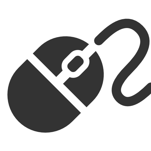 512x512 Computer Mouse Vector Png 1 The Art Mad
