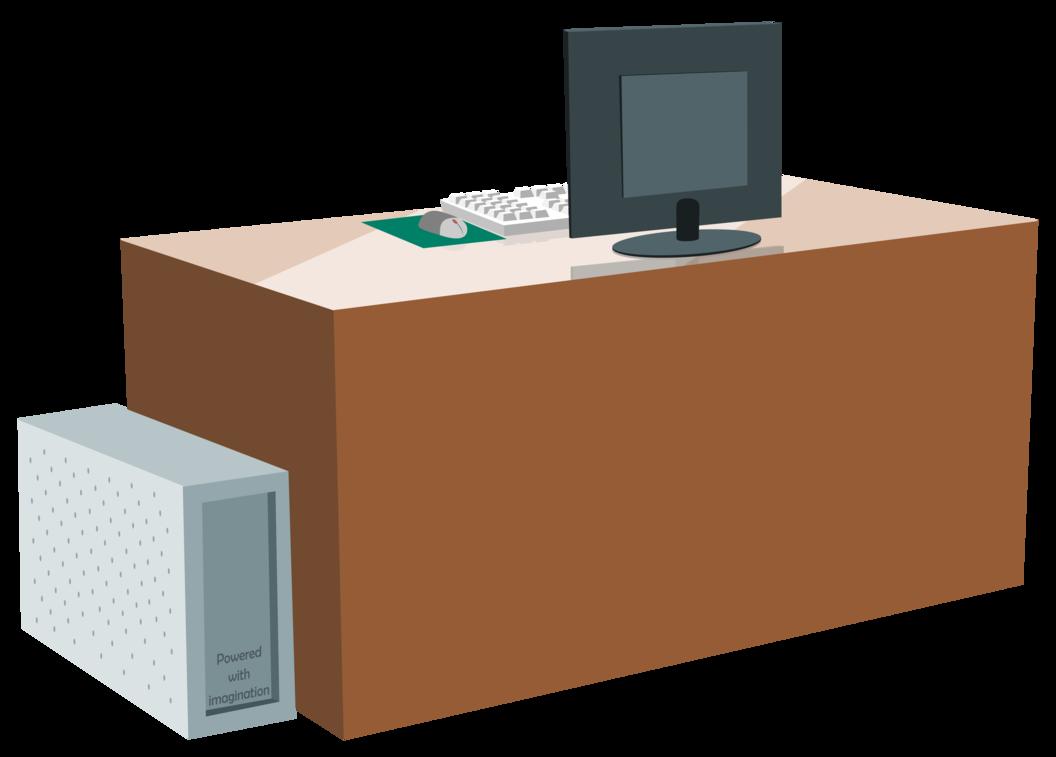 1056x757 19 Desk Vector Plant Huge Freebie! Download For Powerpoint