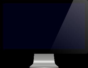 299x231 Apple Inc. Clipart Desktop Monitor