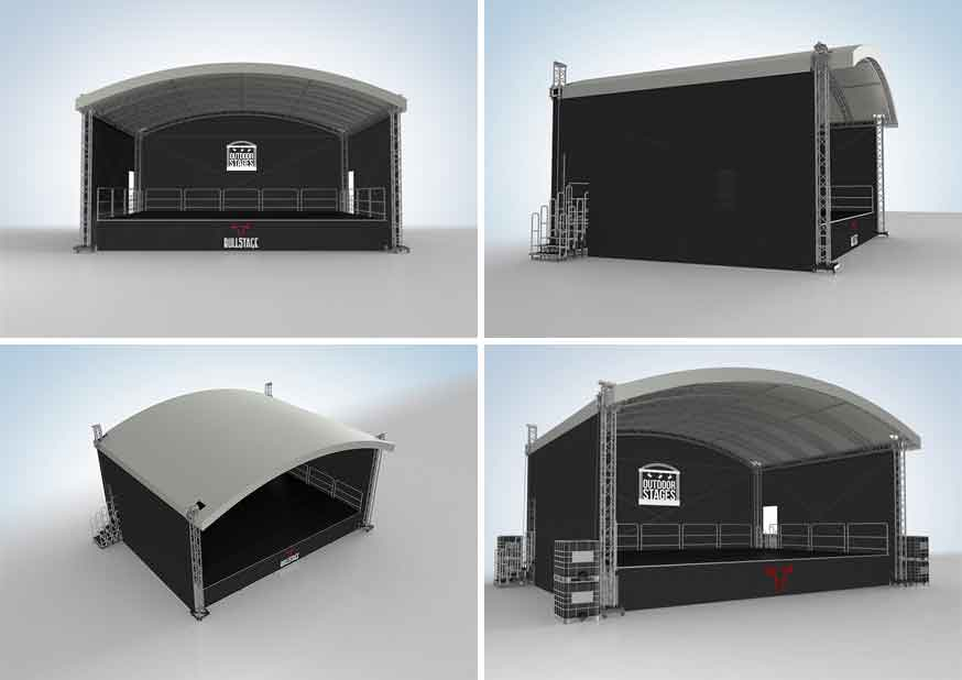874x618 Outdoor Stages Festival Stage Hire Covered Staging Outdoor
