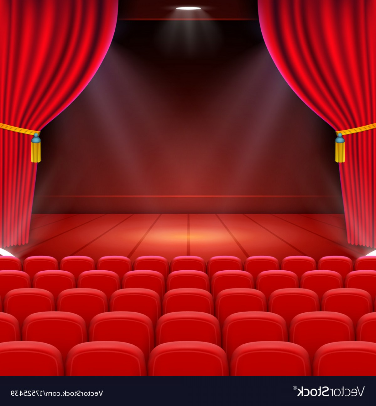 1200x1296 Scene Cinema Background Art Performance On Stage Vector Sohadacouri