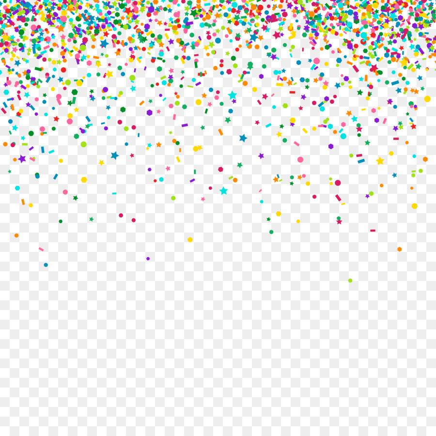 900x900 De Papel Confeti De Colores