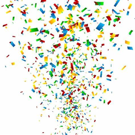 474x474 Party Confetti Vector. Party Confetti Vector Free Download