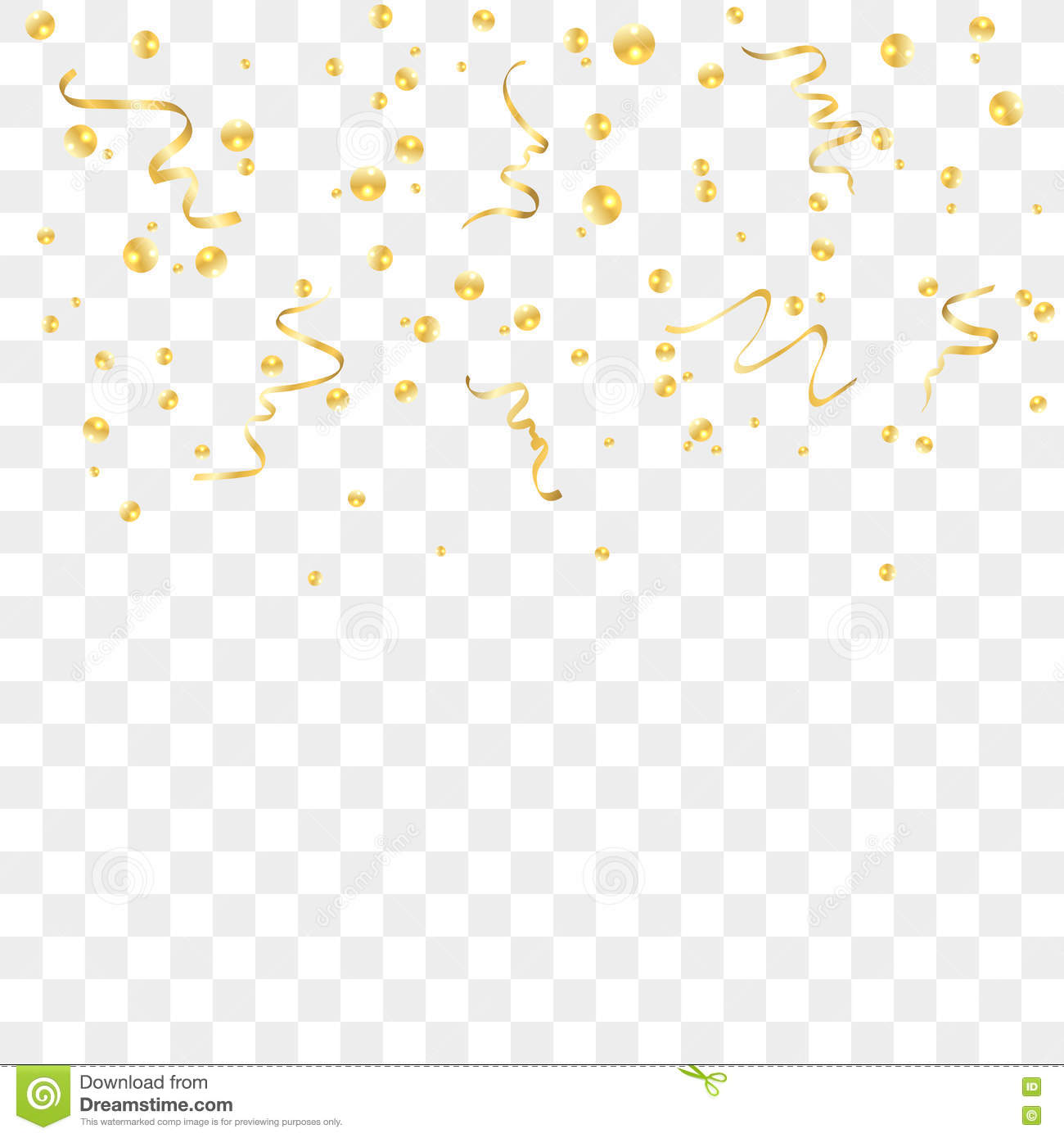1300x1390 Transparent Background Png Christmas Gold Confetti Svg Black And