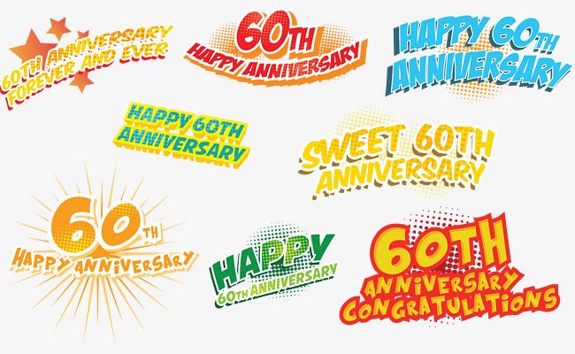 650x400 Birthday Card Color Comic Congratulations, Birthday Vector, Card