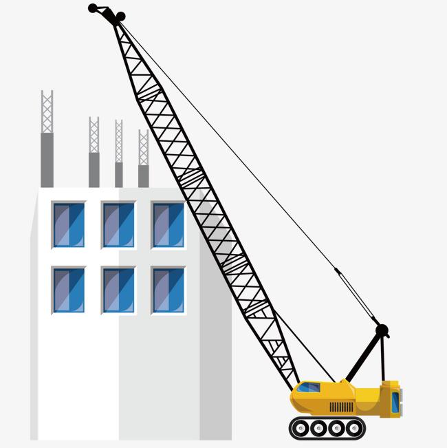 650x651 Construction Cranes, Construction Vector, Building, Crane Png And
