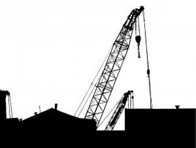 626x473 Tower Crane Photo Free Download