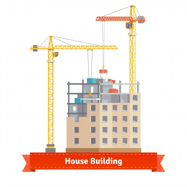 626x626 Tower Crane Vectors, Photos And Psd Files Free Download