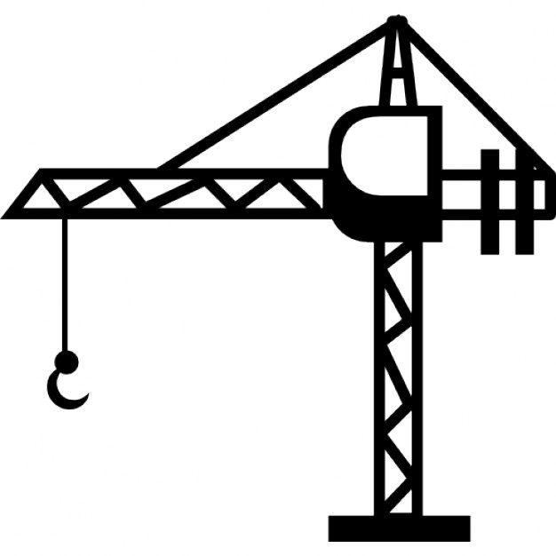 626x626 Tower Crane Icons Free Download
