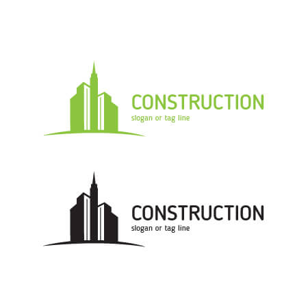 450x450 Logos. Construction Logos Free Download Construction Company Logo