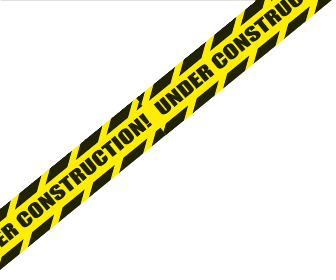 Construction Tape Vector
