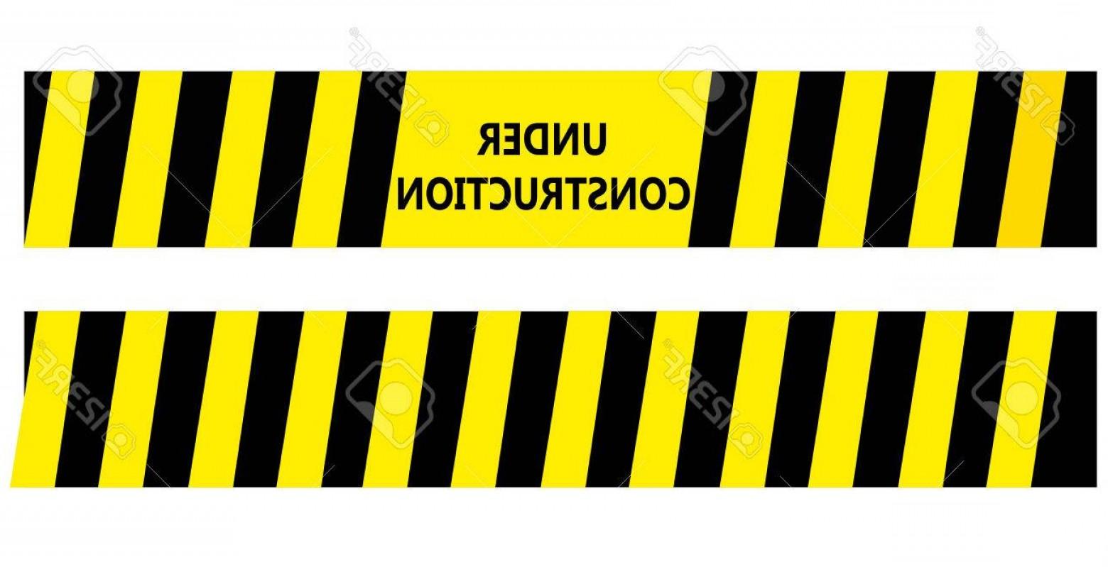 1560x799 Black And Yellow Warning Tape Vector Orangiausa
