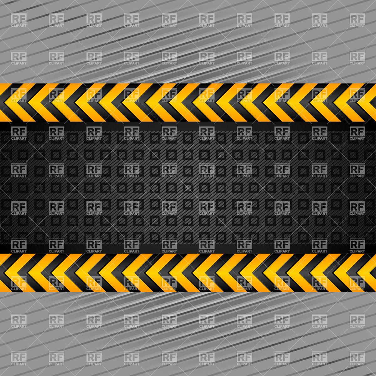 1200x1200 Under Construction Industrial Background Vector Image Vector