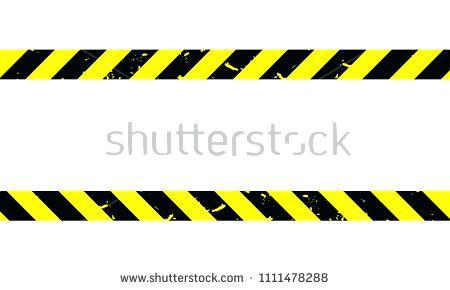 450x290 Caution Border Template Caution Tape Under Construction Vector