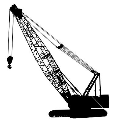 380x400 Free Crane Icon Vector 376269 Download Crane Icon Vector