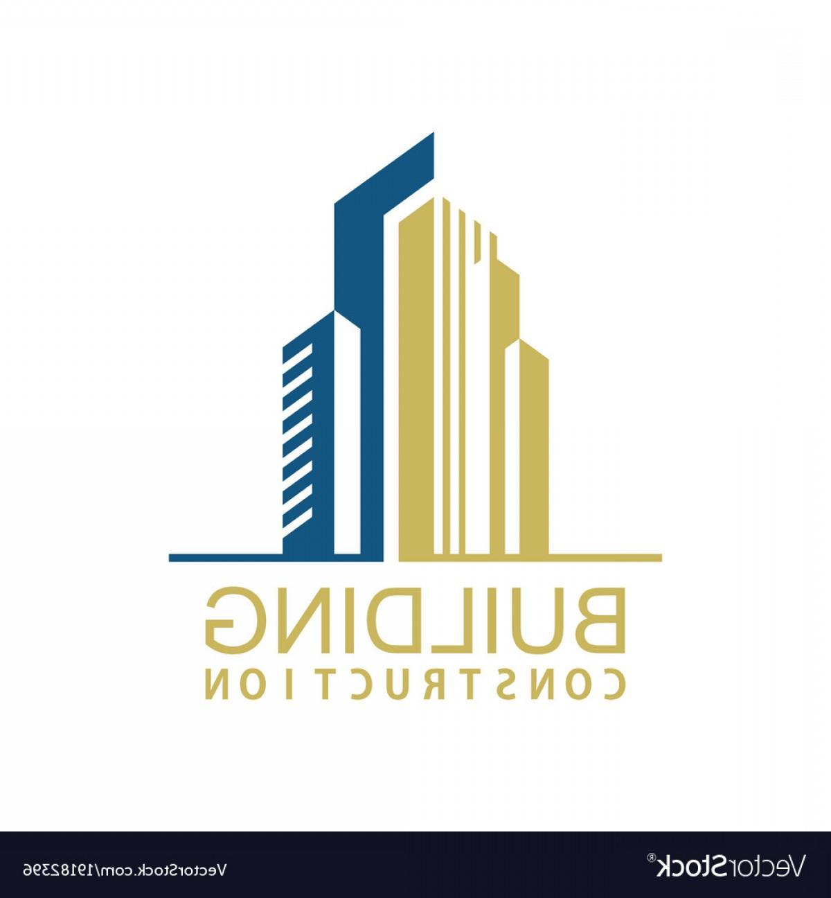 1200x1296 Building Town Construction Logo Vector Orangiausa