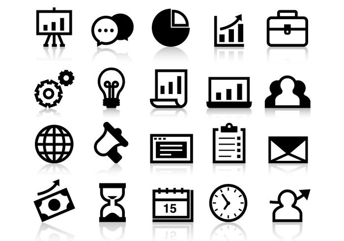 Contact Icons Vector Free Download