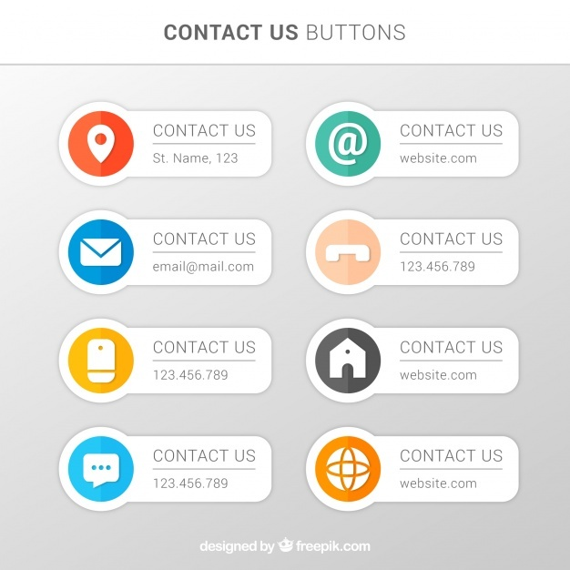 626x626 Contact Us Vectors, Photos And Psd Files Free Download