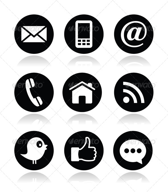 590x674 Free Contact Icon Set 63914 Download Contact Icon Set
