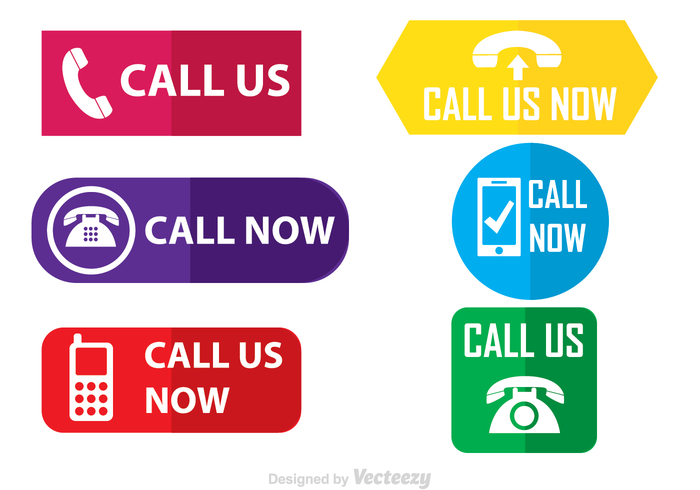 700x490 Call Us Flat Vector Icons 143331