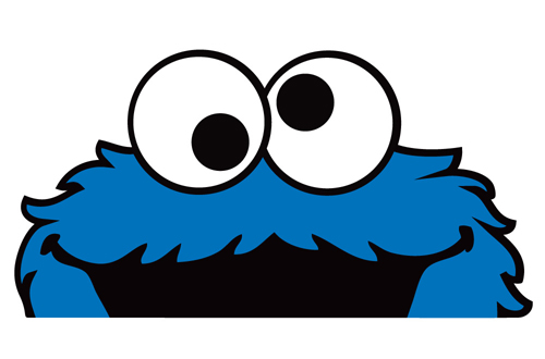 Cookie Monster Vector At Getdrawings Com Free For Personal
