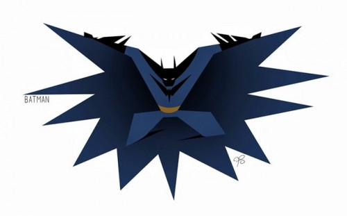 500x311 All The Right Angles Wicked Cool Vector Jla Members