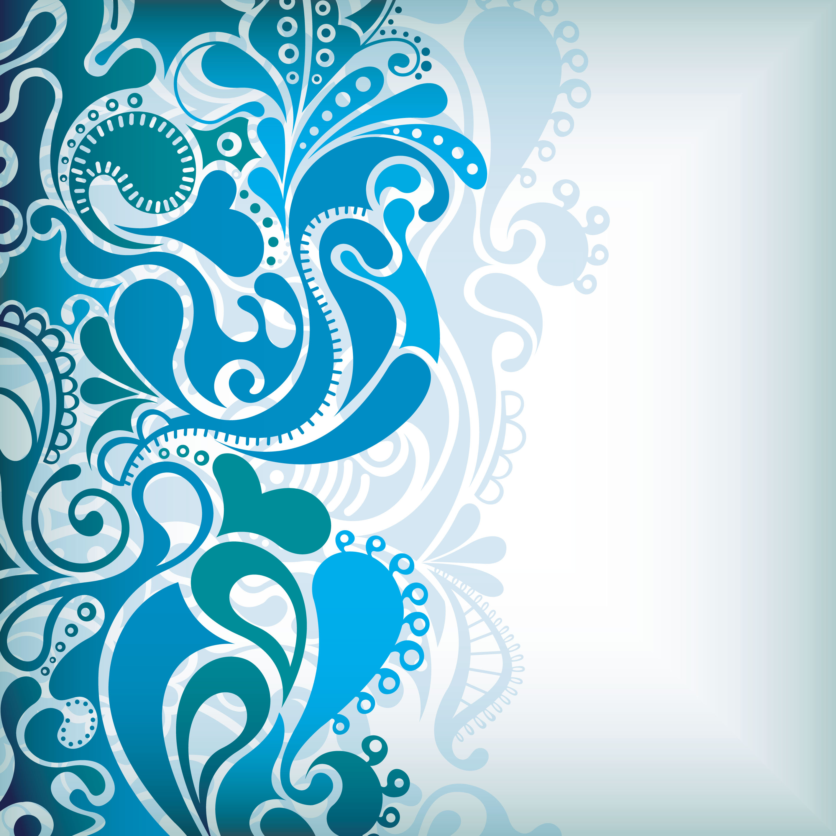 2835x2835 Vector Background 675 Verdewall