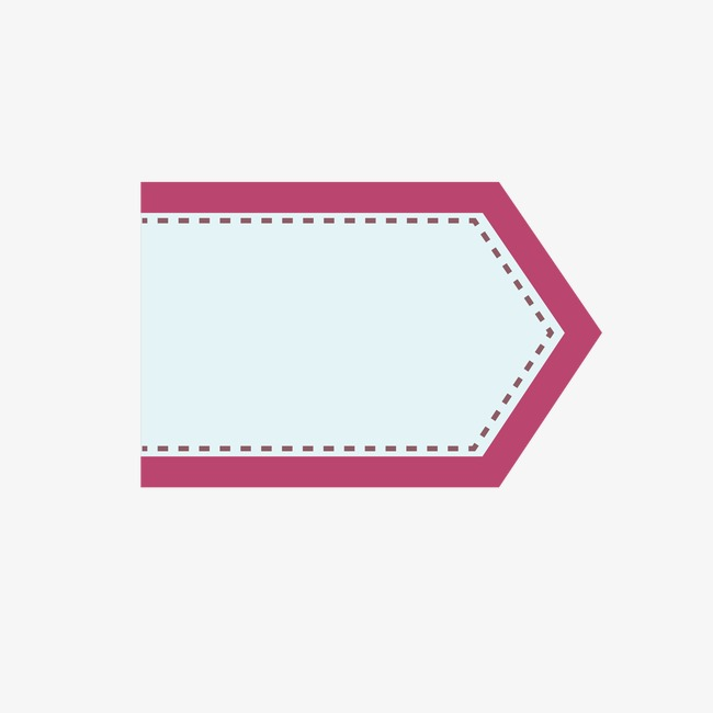 650x650 Pink Blue Label, Pink Vector Banner, Vector Banners, Curve Banner