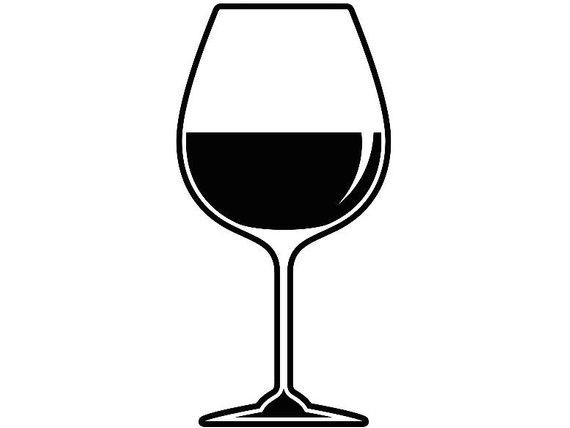 570x428 Copa De Vino 4 Bodega Copa De Vino Botella Vid Beber Beber Etsy