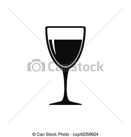 450x470 Copa, Vector, Blanco, O, Vino Rojo. Simple, Luz, Copa, Reflejado
