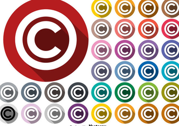352x247 Copyright Symbol Vector Free Vector Download 434835 Cannypic