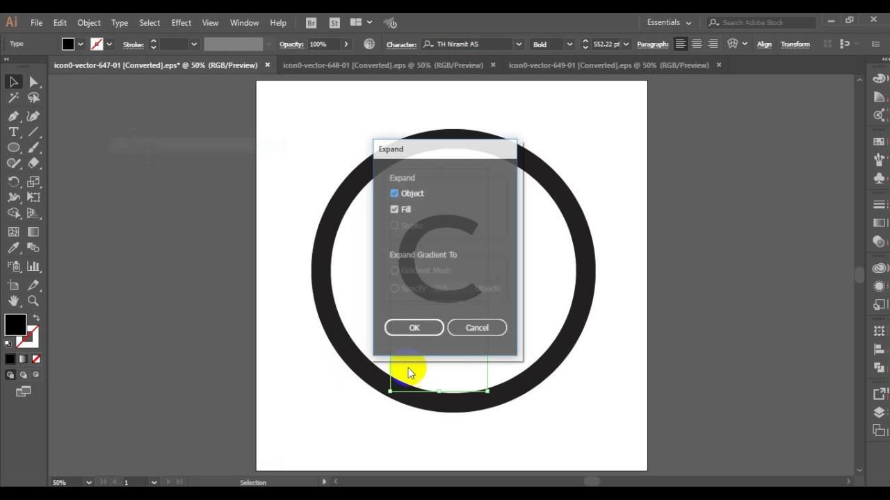 1280x720 Copyright Symbol Icon Vector Illustration , Adobe Illustrator