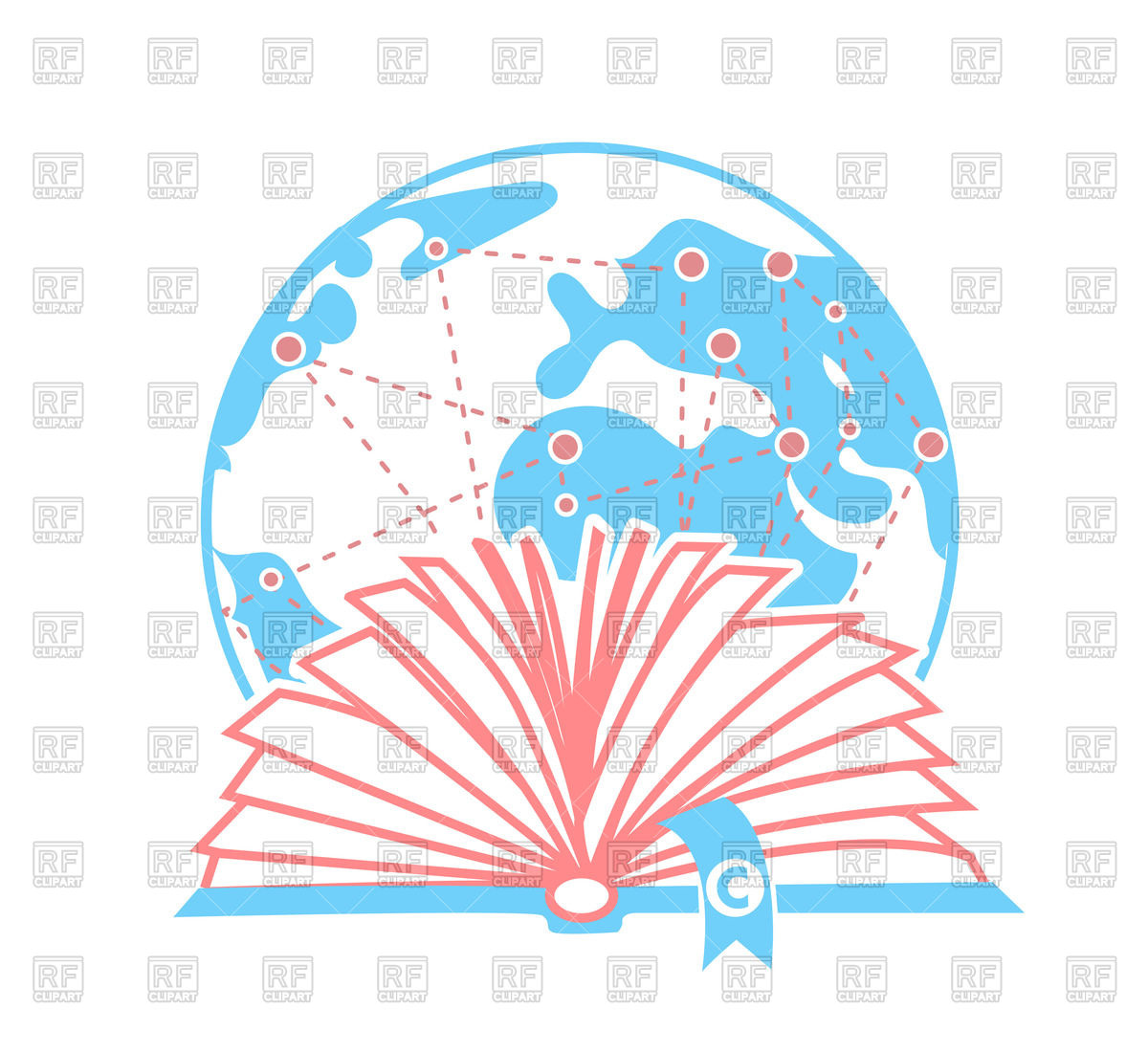 1200x1101 Books And Copyright Day Concept