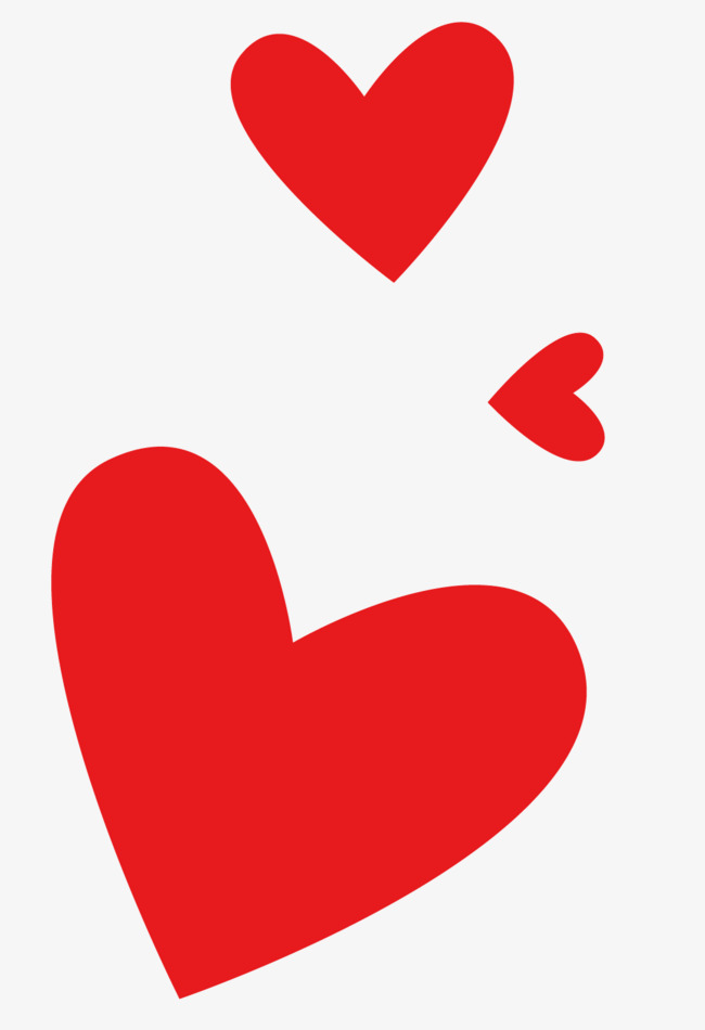 650x950 Red Heart, Heart Vector, Heart Clipart, Vector Diagram Png And