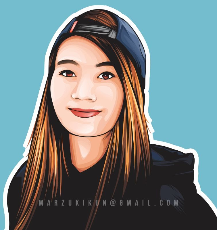 755x800 How To Draw Vector Art In Corel Draw Raon Lee