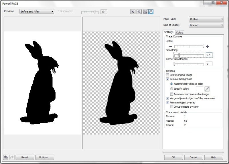 800x573 How To Convert A Bitmap To A Vector With Coreldraw