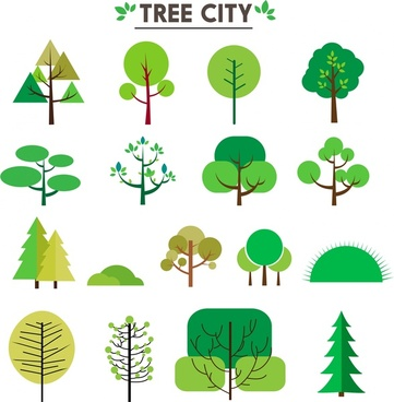 361x368 Tree Shapes For Corel Draw Free Vector Download (125,504 Free