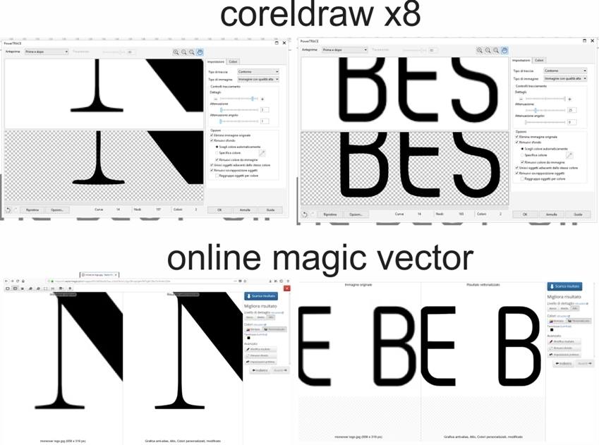 849x631 Magic Vector Online Work Better That Coreldraw Power Trace X8