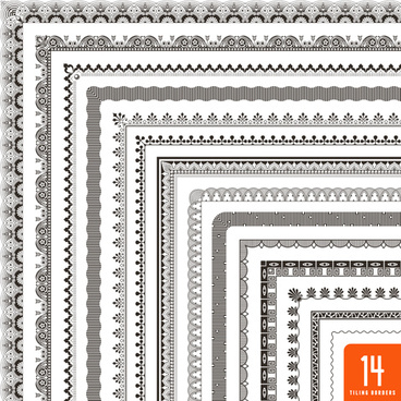 368x368 Vintage Corner Border Free Vector Download (12,137 Free Vector