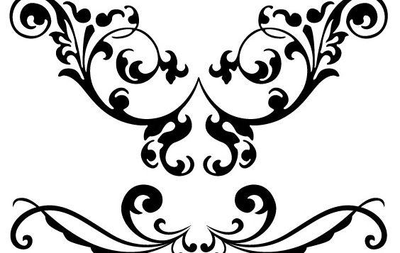 564x357 Flourish Vector Free Vector Download 170129 Cannypic