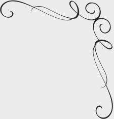225x234 Free Vector Corner Flourish Free Vector In Adobe Illustrator Ai
