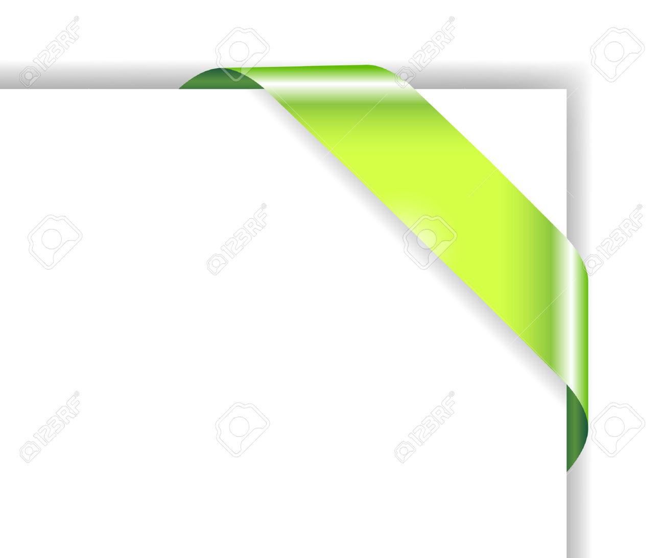 1300x1092 Corner Ribbon Banner Clipart