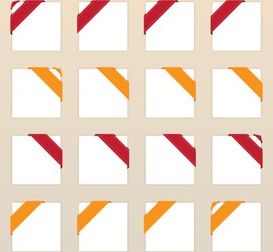 399x368 Free Corner Ribbon Vector Free Vector Download (5,774 Free Vector