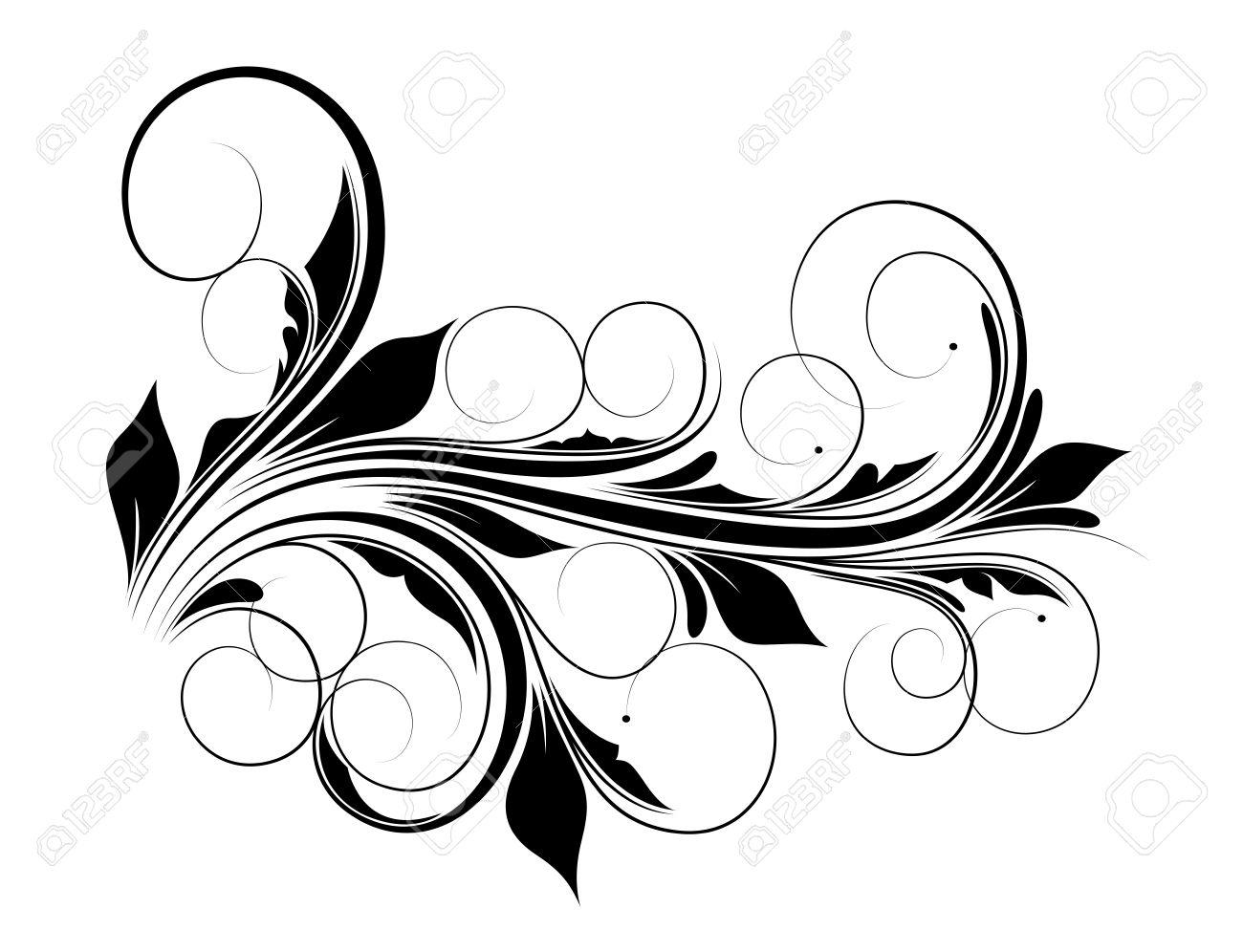 1300x996 Swirl Vectors Gallery Images)